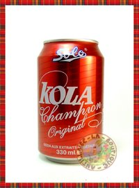 SOLO KOLA CHAMPION 33CL