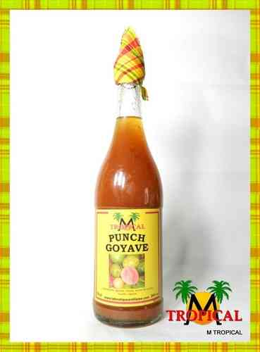 PUNCH GOYAVE ARTISANAL MTROPICAL 75CL 24%