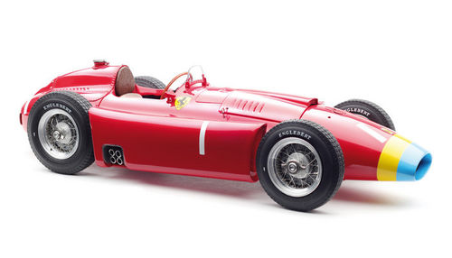 Ferrari D50, 1956 long nose, GP Germany #1 Fangio 1/18