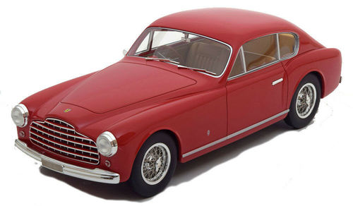 FERRARI 195 INTER GHIA RED 1:18