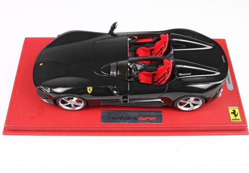 Ferrari Monza SP2 nero 1/18 BBR limited edition 400 pcs