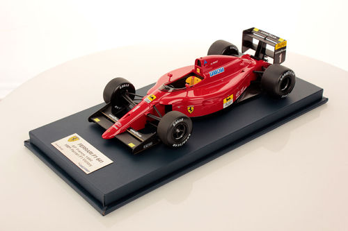 Ferrari F1 641 France 1990 100th Ferrari F1 victory 1:18 DISPLAY