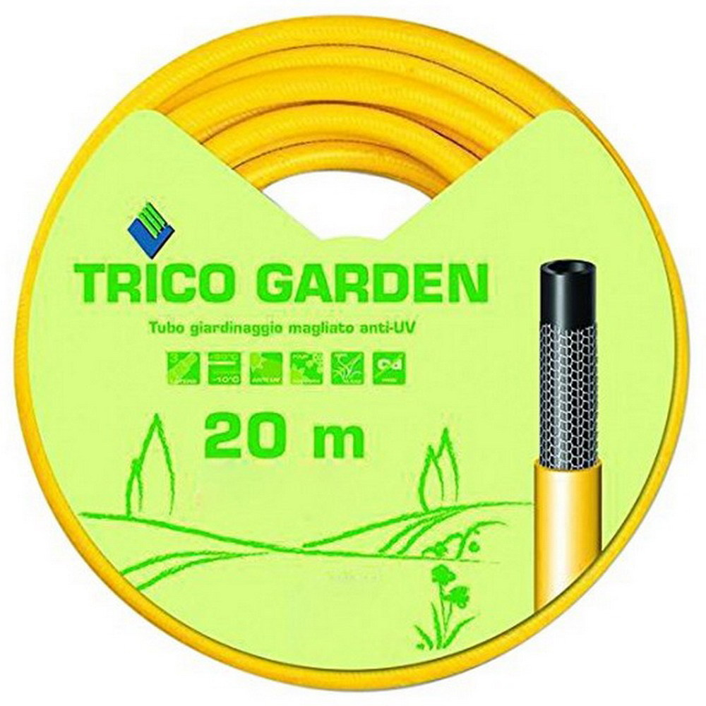 TUBO TRICO GARDEN ANTI UV 20 MT.