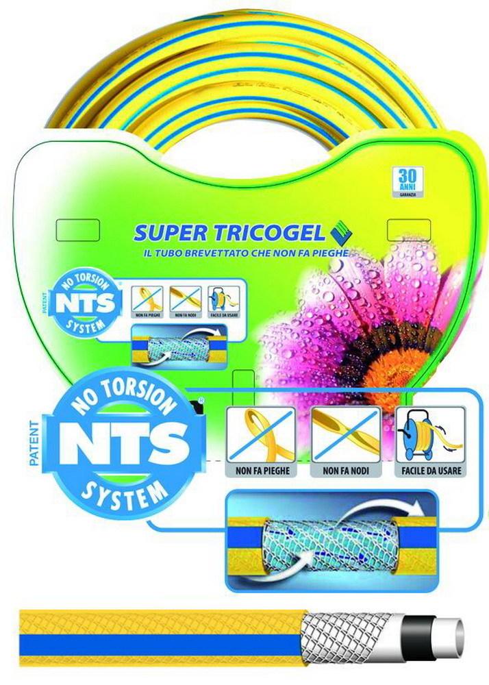 Tubo TRICOGEL Super NTS - FITT